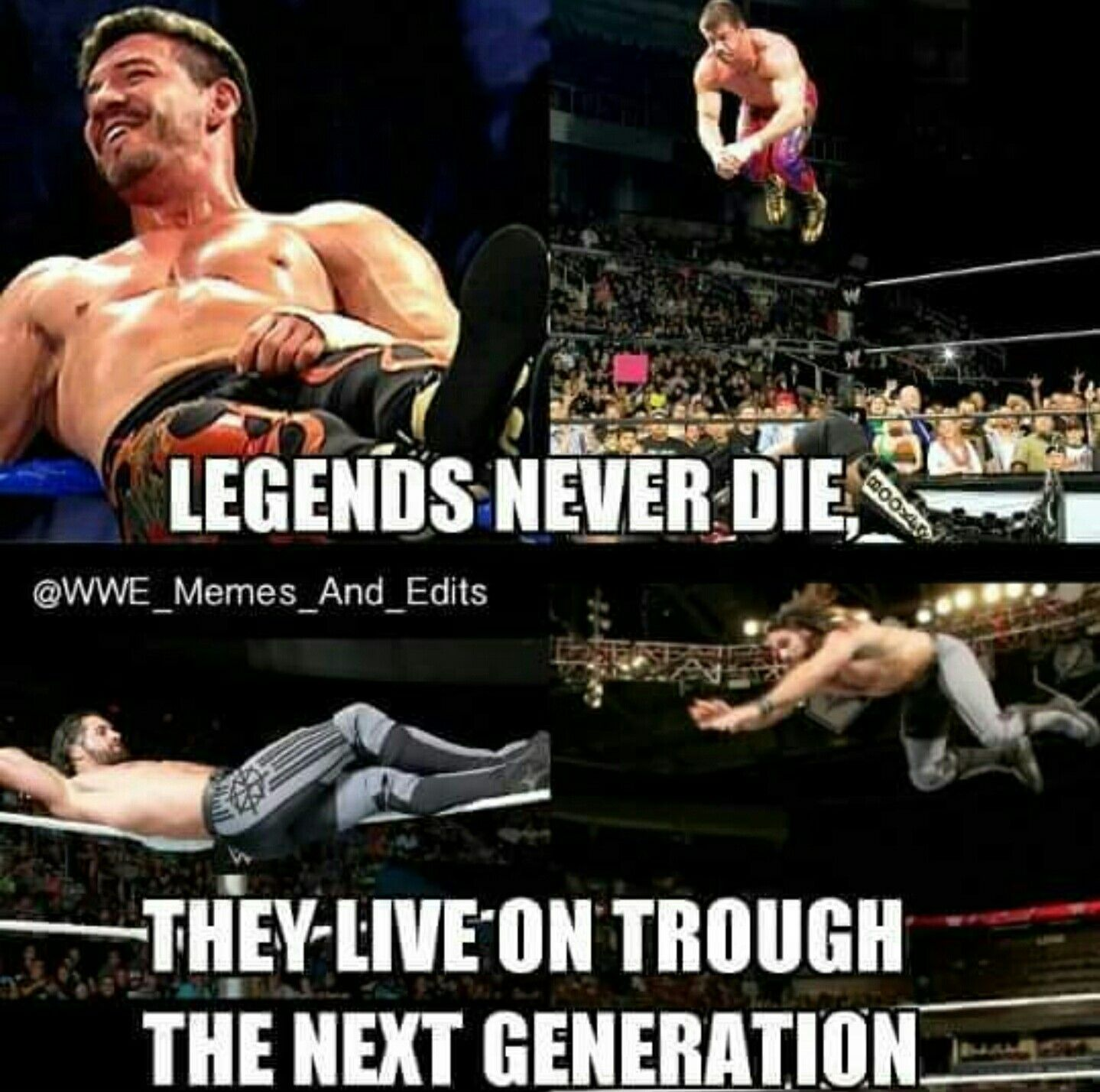 So True! Eddie Guerrero Was An Inspiration For Many In