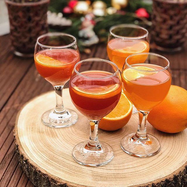Photo of Recipe: Warm Aperol Spritz – light, tasty and quick to prepare