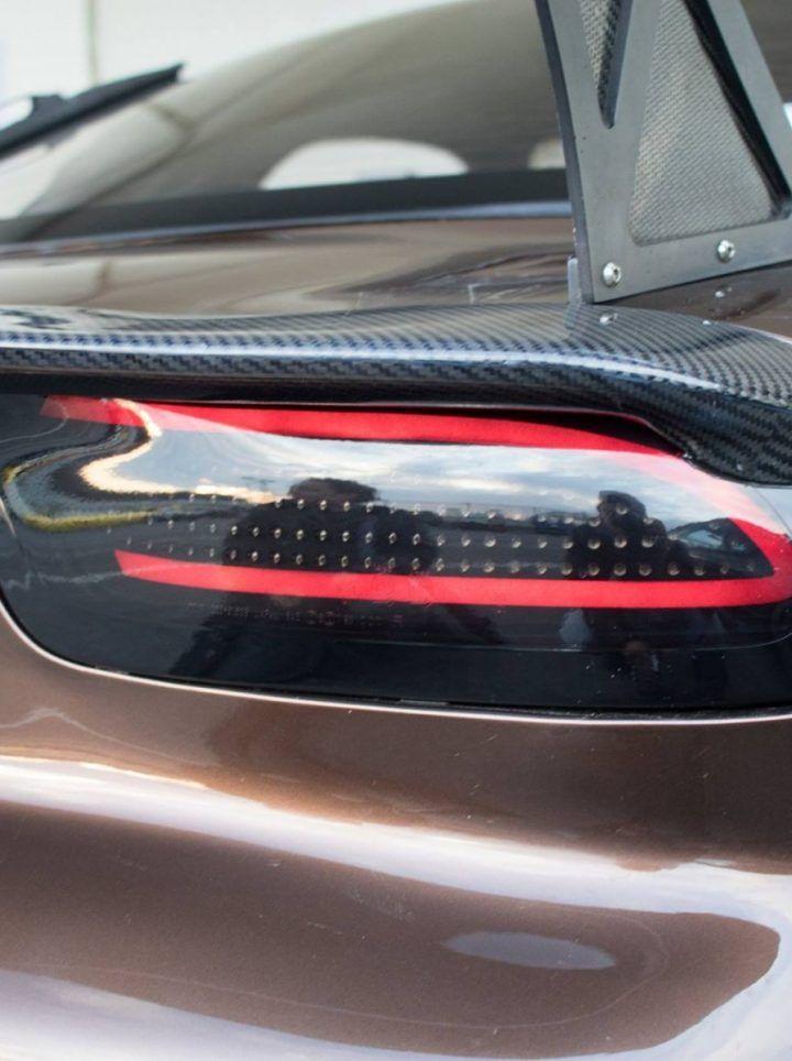 Car Shop Glow Fd3s Rx 7 Version 4 Led Tail Lights My Orange Mazda