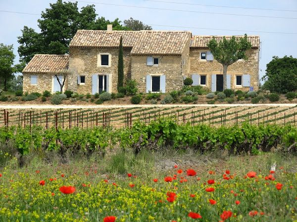 Only Provence Villa Mas D Oppede Tuscan Style French Country House French Villa