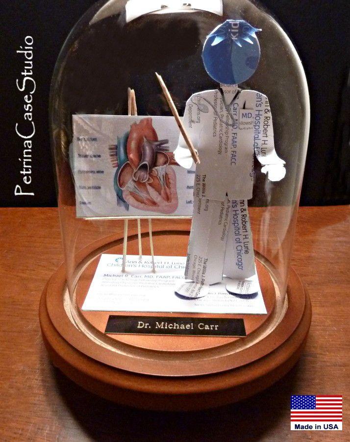 Doctor Business Card Business Card Sculpture Heart Cardiologist Dr ...