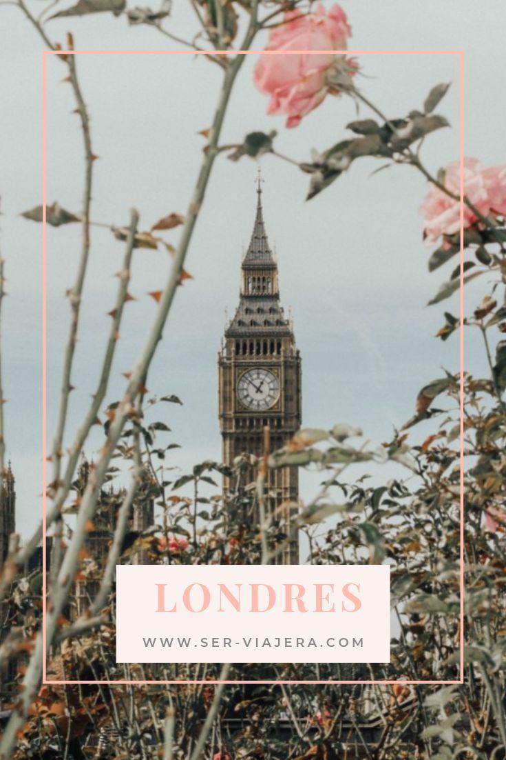 Antes de viajar a #londres tienes que leer esto! #serviajera #viajesbaratos #europa