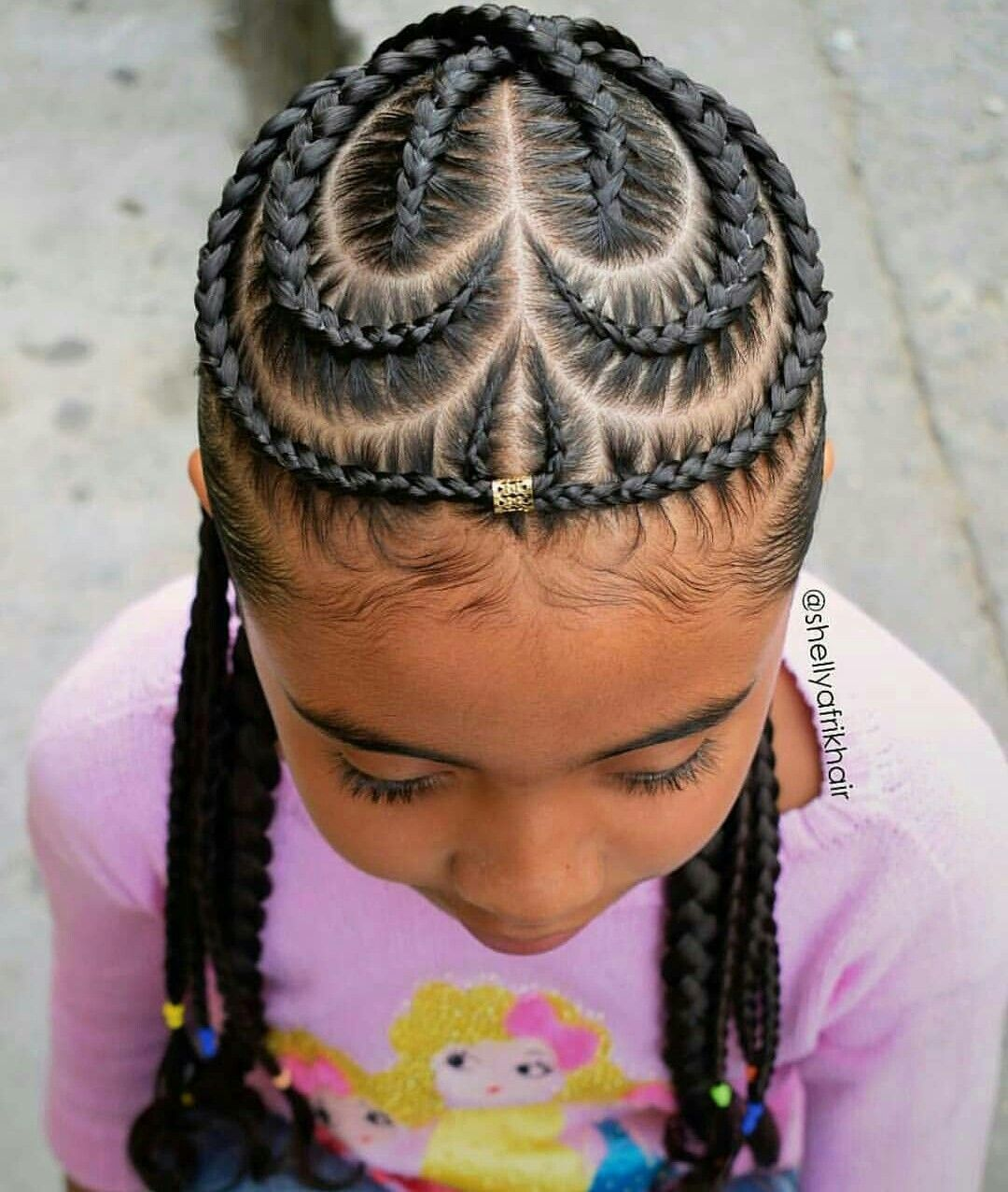 37 Braids For Black Kids Ideas Braids For Kids Kids Braided Hairstyles Kid Braid Styles