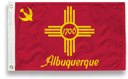 Albuquerque New Mexico Flag New Mexico Flag Mexico Flag New Mexico