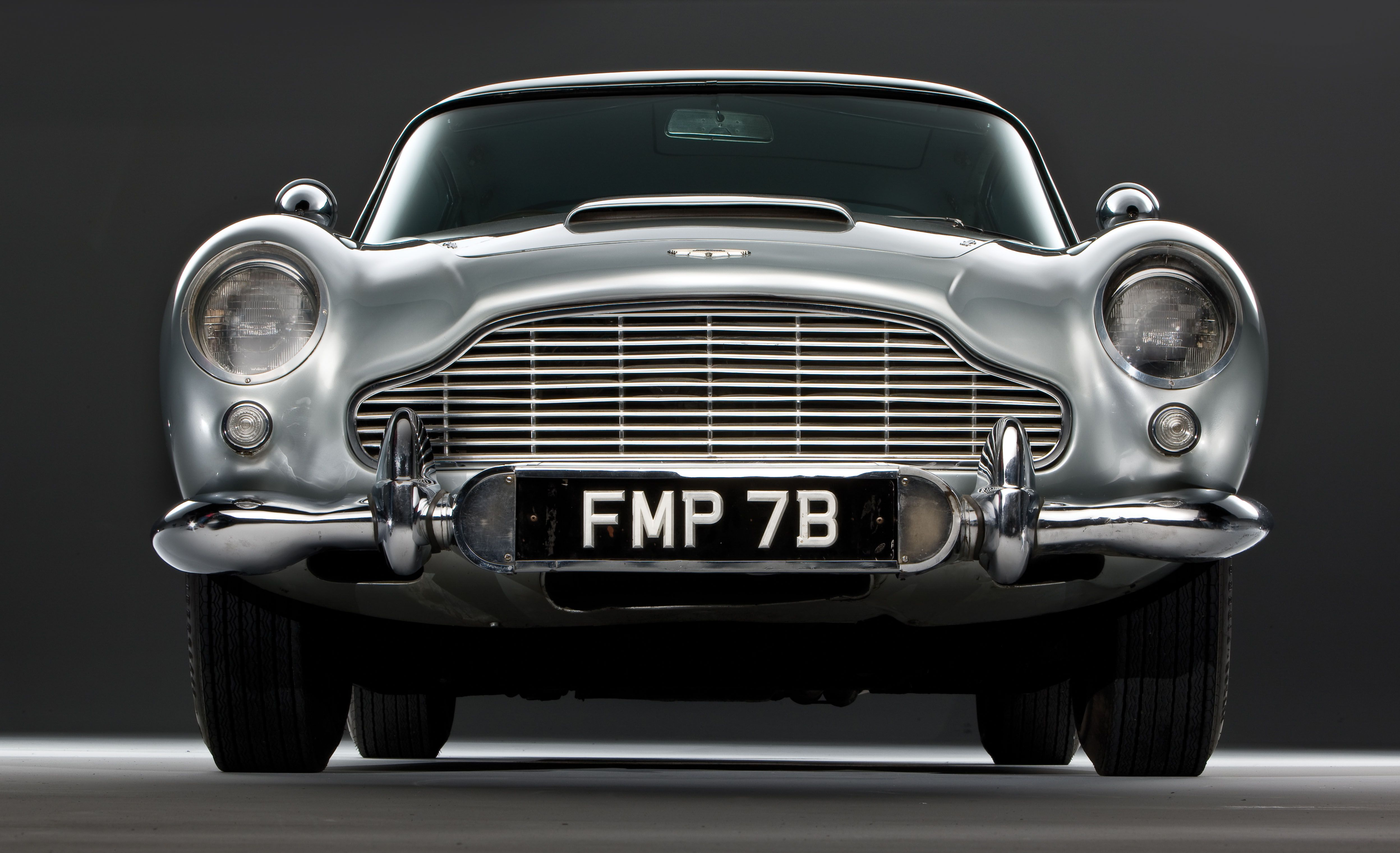 Unfortunately James Bond Wannabes Worldwide Have Driven The Cost Of - 1964 aston martin db5 price