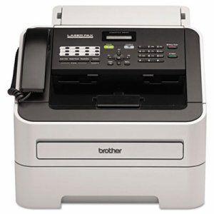 Brother IntelliFAX-2940 Laser Fax Mac...