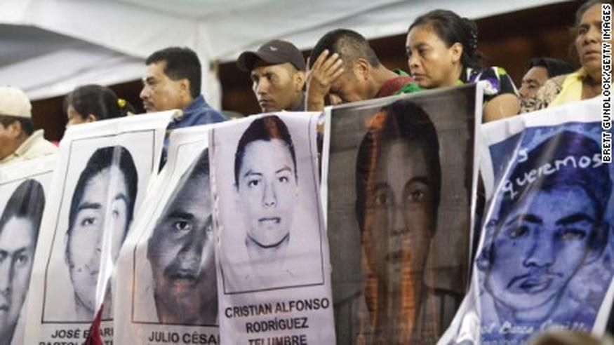 "Mexican authorities say they\'re not done. There are still suspects at large they have to detain, and detainees they must try and sentence. But Mexican Attorney General Jesus Murillo Karam says there is ""legal certainty\"" that 43 college students who went missing four months ago in the Mexican state of Guerrero were murdered.  Forty-three students remain missing after armed men ambushed buses carrying students in southern Mexico on on September 26 .The Mexican state of Guerrero posted ..."
