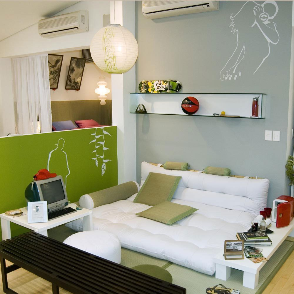 Lovely Simple Home Decoration Ideas Part - 8: Simple Apartment Decorating Ideas
