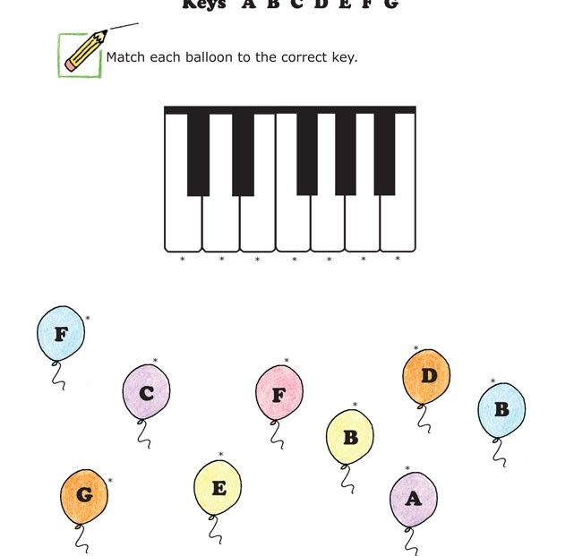 Fun and Learn Music - Fun Music Worksheets and Games for Music ...