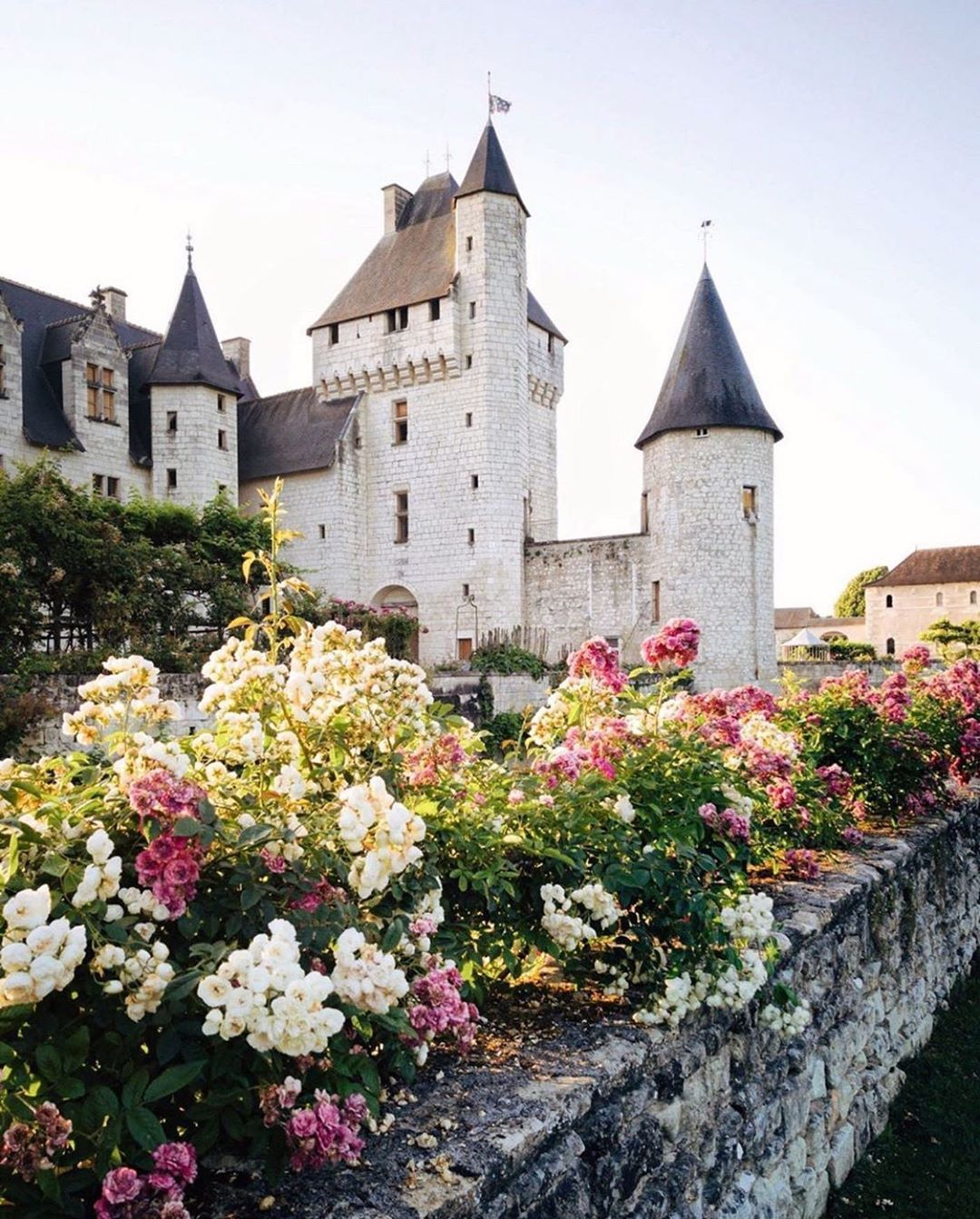 Town Country On Instagram A Fairytale Scene In The Loire Valley Regram A Ontheroad At Chateaudurivau Loirevalley Franc In 2020 Loire Valley Loire Castle