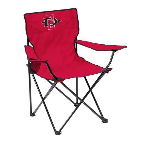San Diego State Aztecs Folding Chair Quad Tailgating Seat