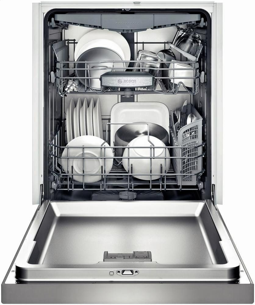 Bosch Ascenta Dishwasher With Images Integrated Dishwasher Built In Dishwasher Best Dishwasher