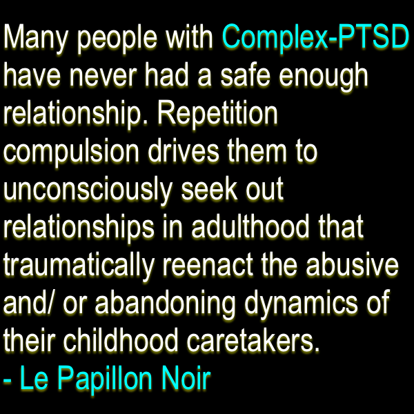 ptsd dating relationships Dating ptsd usually comes from a fear that nothing else will come along again, so the pressure to make this new relationship work feels more important than it actually is instead of letting it consume you, remember that anyone who is truly interested in you will make that apparent.