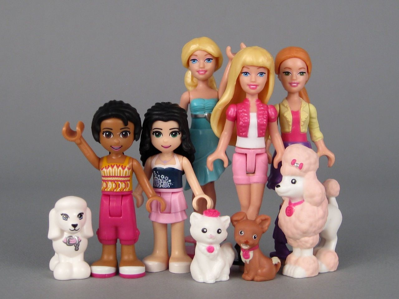 Pin On Cm 1 6 Barbie Animals Or Pets