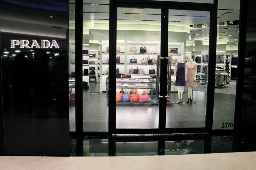 e3e62002120 Fashion Outlets of Chicago - Prada