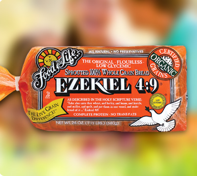 Our Products Sprouted Grain Bread Ezekial Bread Sprouted