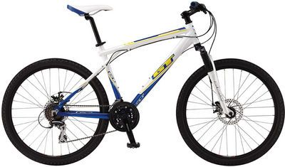 Gt Aggressor 1 0 Gt Mountain Bikes Trek Mountain Bike