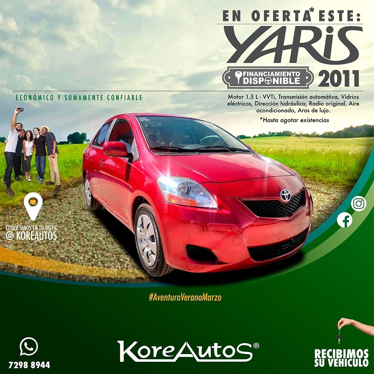 Toyota Toyota, Yaris, Vehicles