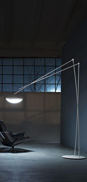 EFFIMERA lampade da terra catalogo on line Prandina illuminazione ...
