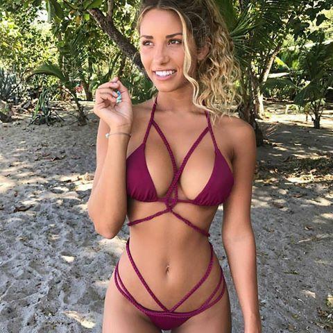 bikini babes thong lingerie