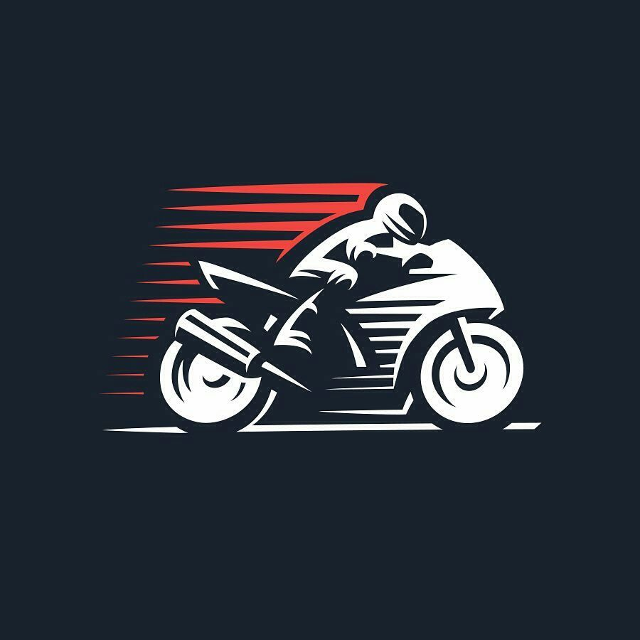 Sport Bike Logo Design Graphic Design Inspiration Top Graphic