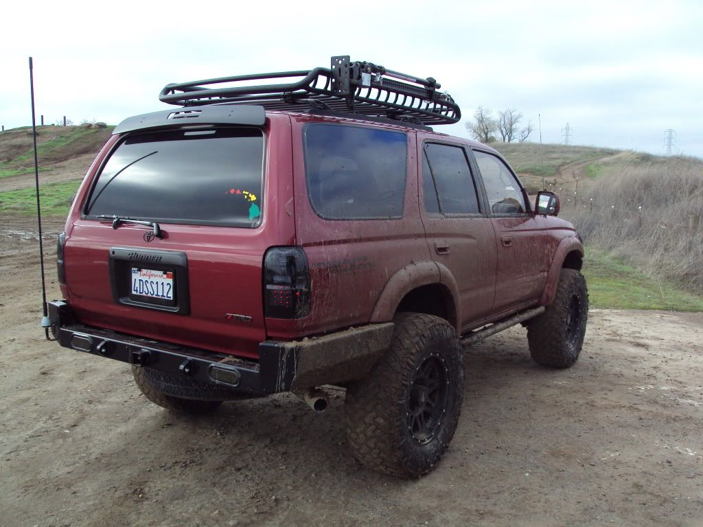 Rear Bumper So Far The Best Looking And Functionality Offered In My Opinion Toyota 4runner 4runner 4runner Mods