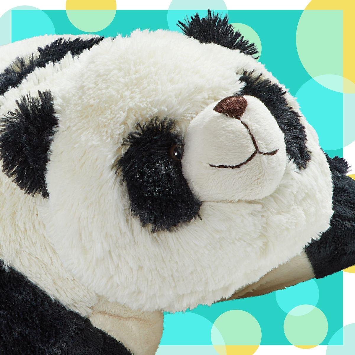 animal pillows panda stuffed animal