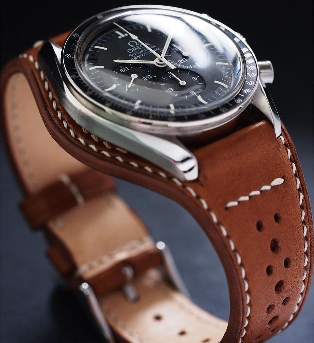 Full Bund Watch Strap 019 Leather Watch Cuff Watch Strap Men Leather Watch Bands