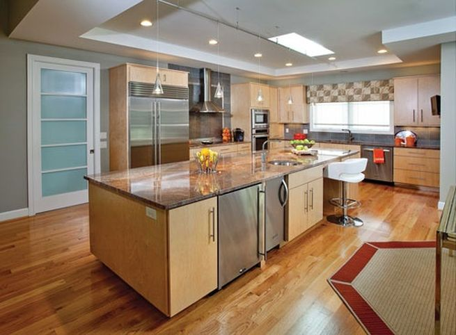 Stunning Ideas for Best Kitchen Colors with Oak Cabinets: Kitchen Paint  Colors With Light Oak