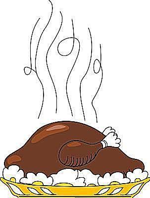 Free thanksgiving decor. Turkey clip art recipes