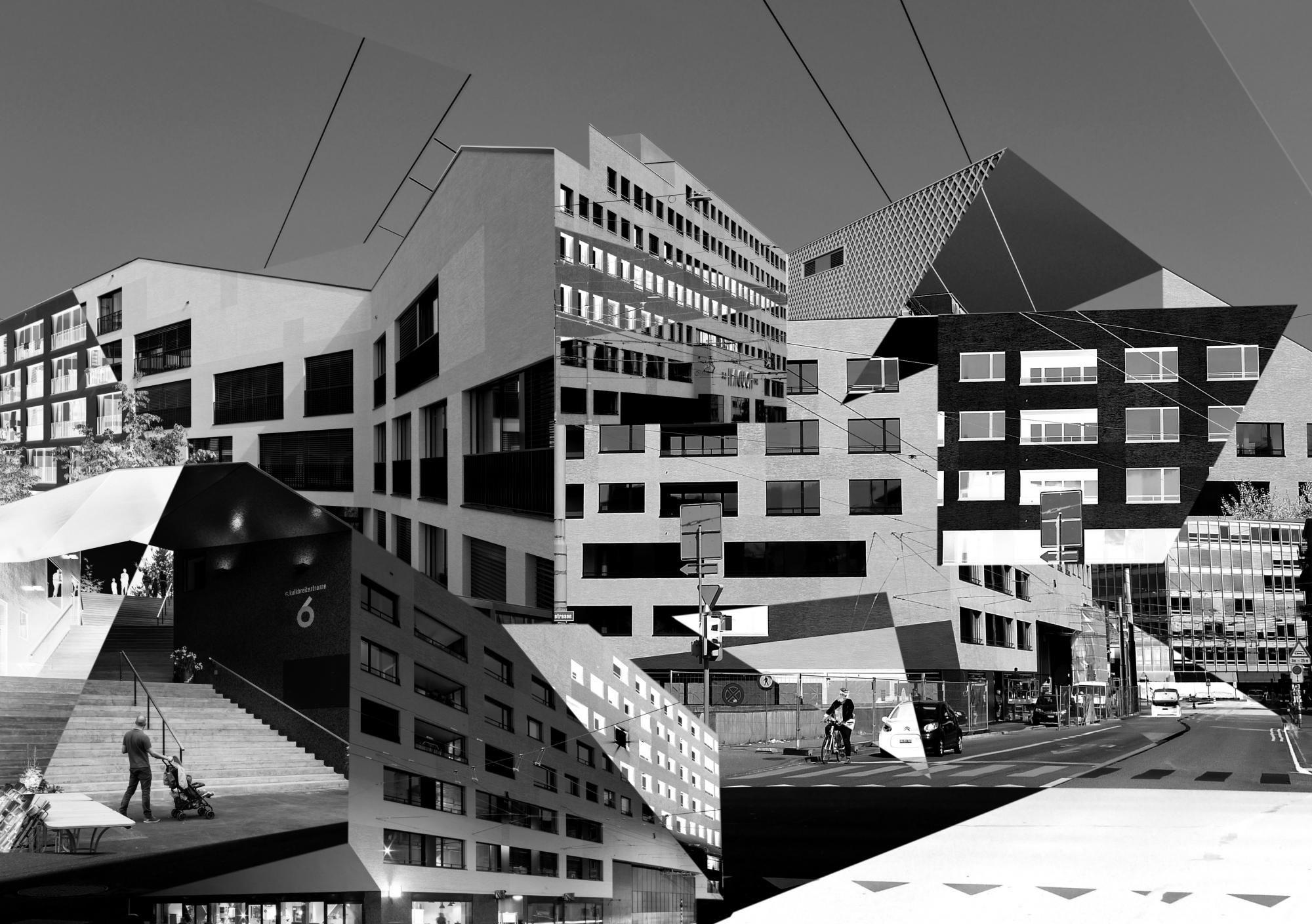 Kalkbreite Residential And Commercial Complex Zurich Muller  # Muebles Zurich San Luis Potosi
