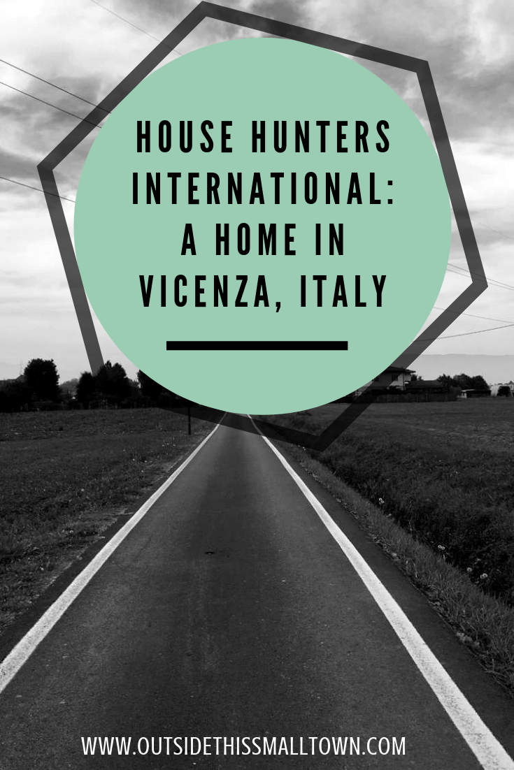 House Hunters International A Home in Vicenza, Italy