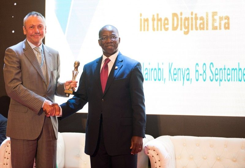 United Kingdom Telecommunications Academy Honoured With An Award From The International Telecommunication Union