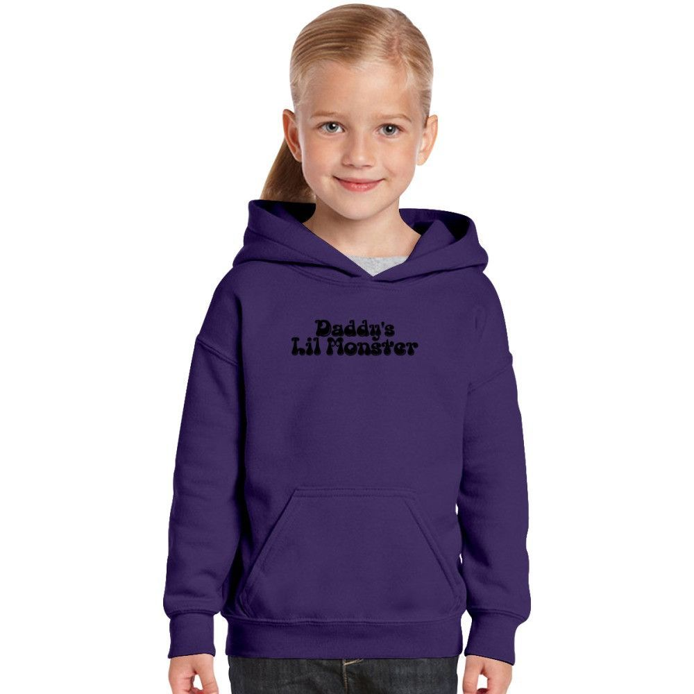 8b17073f Daddy's Lil Monster Kids Hoodie | Products