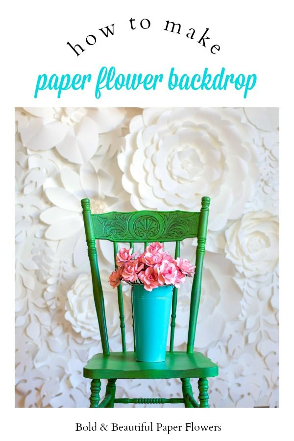 How to make large paper flower backdrop backdrop paperflowers how to make large paper flower backdrop backdrop paperflowers art paperart flowerwall largepaperflower mightylinksfo
