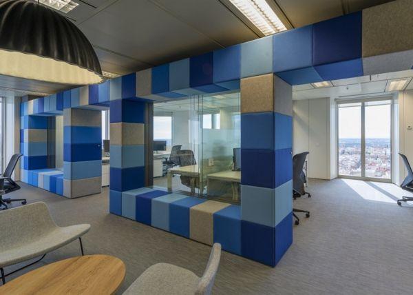 Diseño de Oficinas 15 Oficinas Pinterest Diseños de oficina