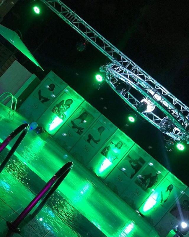 @musicmall_corporation #Godfactor #round #roundtruss #design #setup #lightsetup #roundsetup #decor...