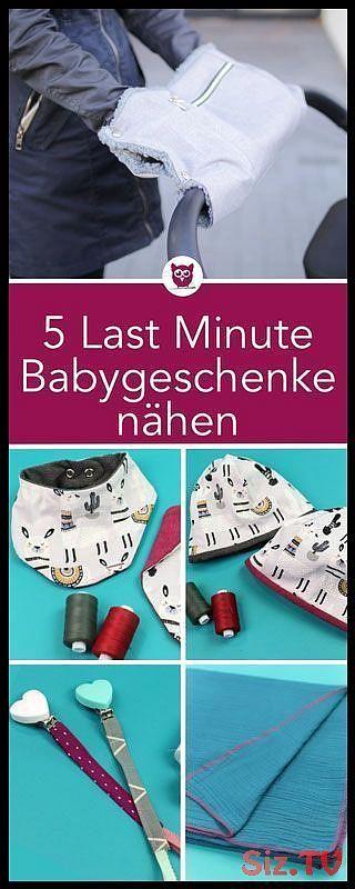 5 Last Minute Baby Nhen Geschenke – DIY Owl – Nhen – #Baby #DIY #Owl #Gift …, …