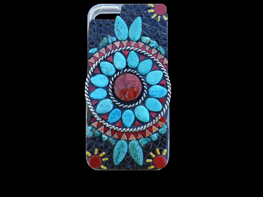 best website 860bd 6ae55 Native American Turquoise Jewelry | ... Native American Style Iphone ...