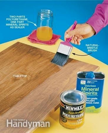 How To Apply Polyurethane Woods Woodworking And Woodwork