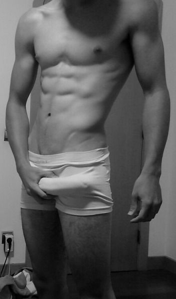 Huge gay bulge tumblr