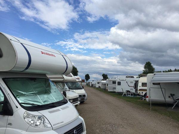 Scharbeutz Campingplatz Bungalow update5 Ostsee strand