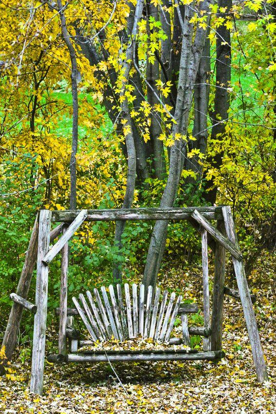 Landscape Gallery | Backyard Swing | Backyard swings ...
