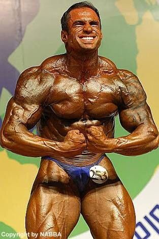 Samuel vieira bodybuilder