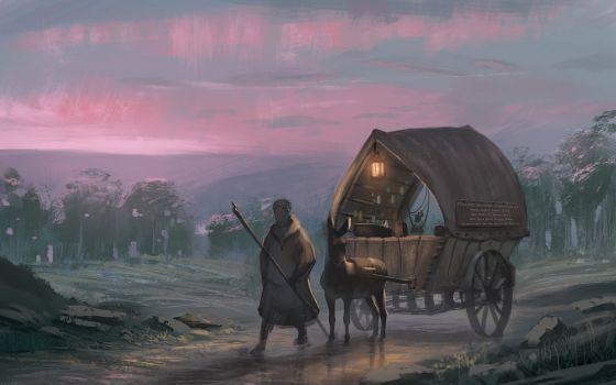 abenthy_s_cart_by_chillalord-da06xbr.jpg (560×350)