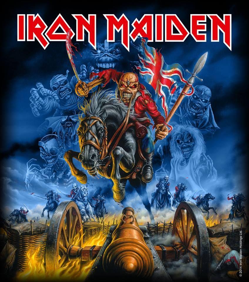Iron Maiden: 10 temas esenciales