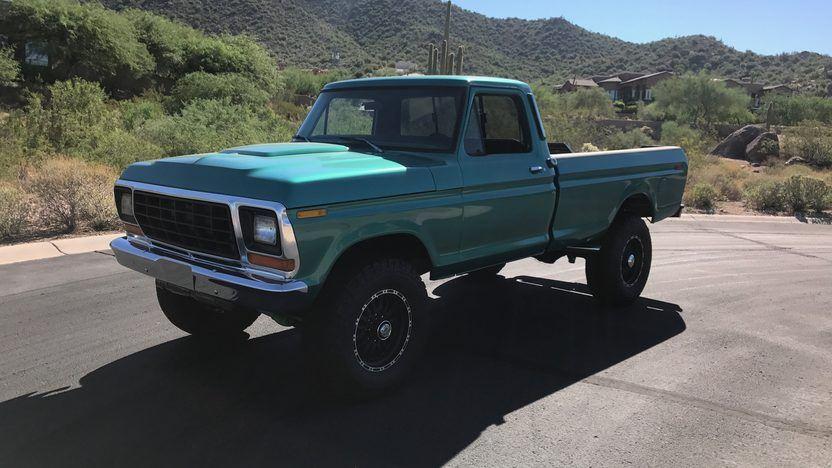 1979 ford f250 pickup 1 trucks and jeeps ford jeep trucks rh pinterest com