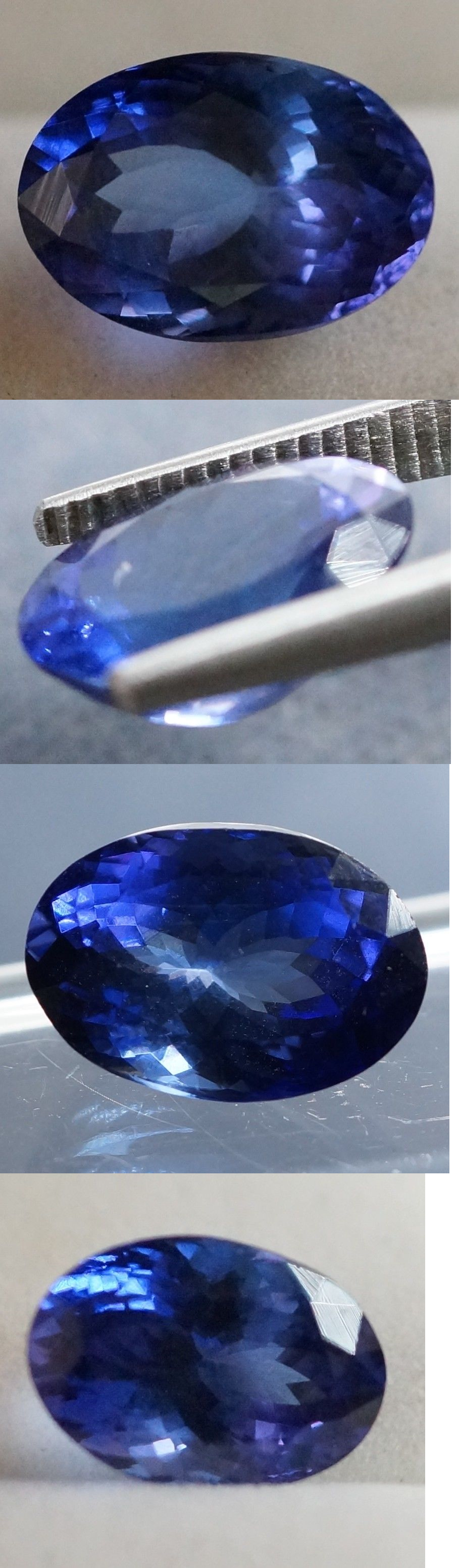top natural tanzanite grade cabs cabochons investment shade in
