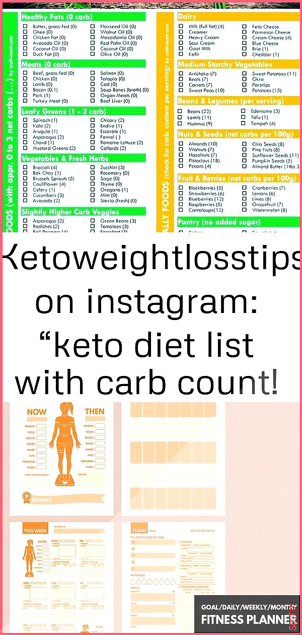 Ketoweightlosstips on instagram  keto diet list with carb count is there any 4 Ketoweightlosstips on...