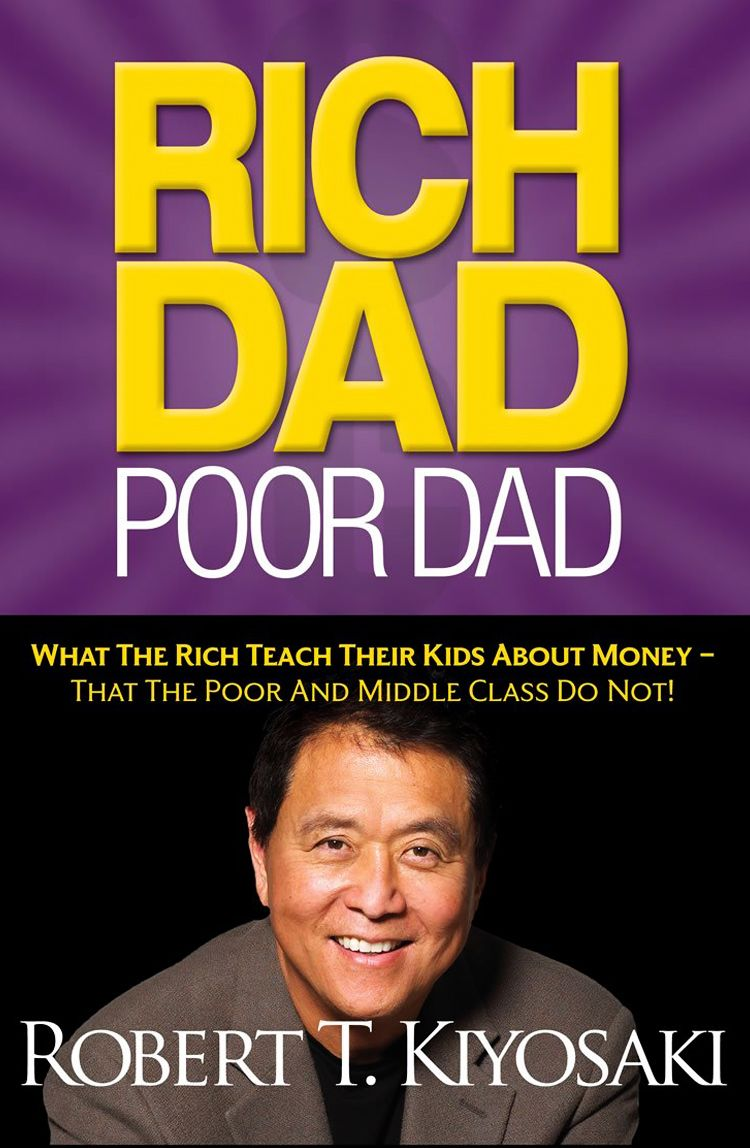 Rich dad poor dad ebook free download pdf.